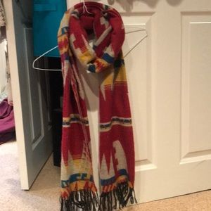 Urban outfitters Aztec scarf
